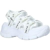 Cipők Női Szandálok / Saruk Onyx S21-S00OX020 Fehér