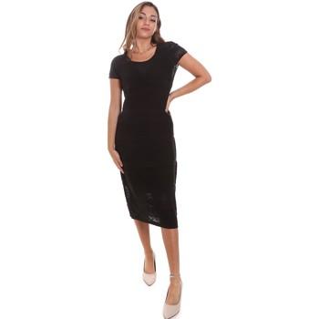 Ruhák Női Rövid ruhák Gaudi 111BD13004 Fekete