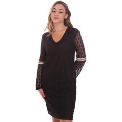Ruhák Női Rövid ruhák Gaudi 111BD15005 Fekete