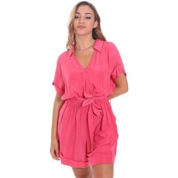 Ruhák Női Overálok Gaudi 111BD25041 Rózsaszín