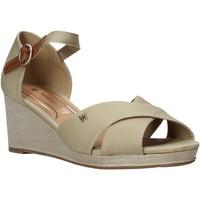 Cipők Női Szandálok / Saruk Wrangler WL01520A Bézs