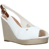 Cipők Női Szandálok / Saruk Wrangler WL01521A Fehér