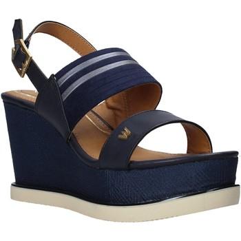 Cipők Női Szandálok / Saruk Wrangler WL01592A Kék