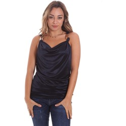 Ruhák Női Trikók / Ujjatlan pólók Gaudi 111FD44001 Kék