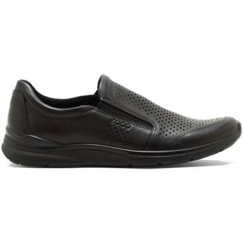 Cipők Férfi Belebújós cipők Ecco 51164401001 Fekete