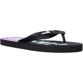 Cipők Női Lábujjközös papucsok Ellesse OS EL01W70405 Fekete