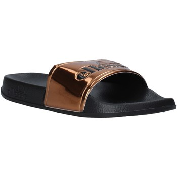 Cipők Női strandpapucsok Ellesse OS EL11W74510 Fekete