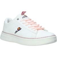 Cipők Női Rövid szárú edzőcipők Ellesse EL11W80470 Bézs