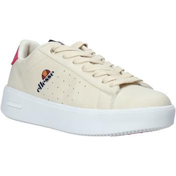 Cipők Női Rövid szárú edzőcipők Ellesse EL11W80465 Bézs