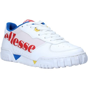 Cipők Női Rövid szárú edzőcipők Ellesse 613791 Fehér