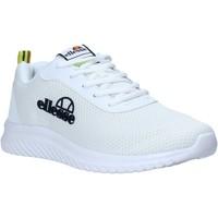Cipők Férfi Rövid szárú edzőcipők Ellesse OS EL11M65410 Fehér