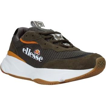 Cipők Férfi Rövid szárú edzőcipők Ellesse 613609 Zöld