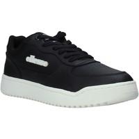 Cipők Férfi Rövid szárú edzőcipők Ellesse 613618 Fekete