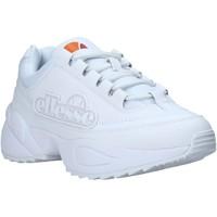 Cipők Női Rövid szárú edzőcipők Ellesse 613649 Fehér