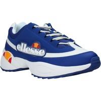 Cipők Férfi Rövid szárú edzőcipők Ellesse 613653 Kék