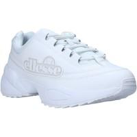 Cipők Férfi Rövid szárú edzőcipők Ellesse 613656 Fehér
