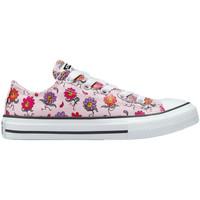 Cipők Lány Rövid szárú edzőcipők Converse 671600C Rózsaszín