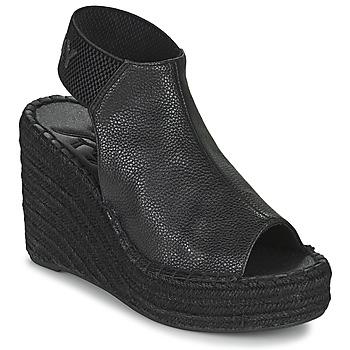 Cipők Női Szandálok / Saruk Replay JESS Fekete