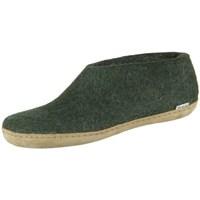 Cipők Női Mamuszok Glerups A0900 Zöld