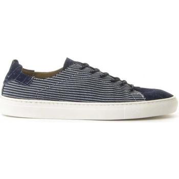 Cipők Női Rövid szárú edzőcipők Montevita 71811 BLUE