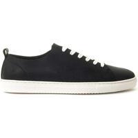 Cipők Férfi Rövid szárú edzőcipők Montevita 71852 BLACK
