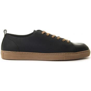 Cipők Férfi Oxford cipők Montevita 71853 BLACK