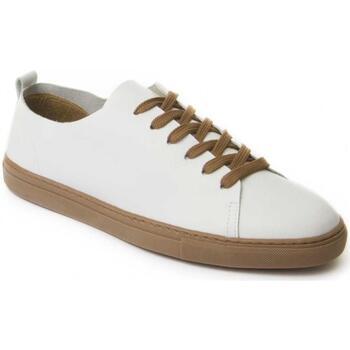 Cipők Férfi Rövid szárú edzőcipők Montevita 71859 WHITE