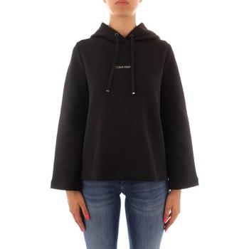 Ruhák Női Pulóverek Calvin Klein Jeans K20K203106 BLACK