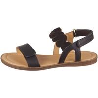 Cipők Lány Szandálok / Saruk Bisgaard 719451211000 Fekete