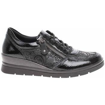 Cipők Női Rövid szárú edzőcipők Remonte Dorndorf R070103 Fekete
