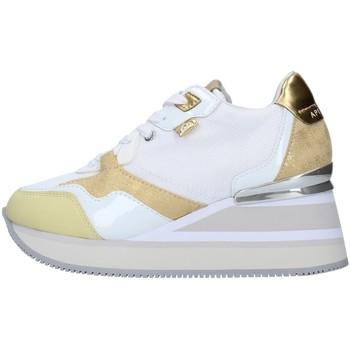 Cipők Női Magas szárú edzőcipők Apepazza S1HIGHNEW07/NYL YELLOW