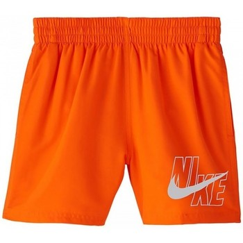 Ruhák Fiú Fürdőruhák Nike BAÑADOR NIÑO  NESSA771 Narancssárga