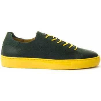 Cipők Női Rövid szárú edzőcipők Montevita 71824 GREEN