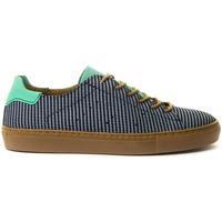 Cipők Női Rövid szárú edzőcipők Montevita 71829 BLUE