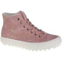 Cipők Női Csizmák Big Star EE274113 Rózsaszín