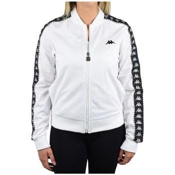 Ruhák Női Pulóverek Kappa Imilia Training Jacket Fehér