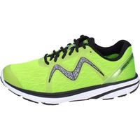 Cipők Férfi Rövid szárú edzőcipők Mbt BH638 SPEED 2 Fast Zöld