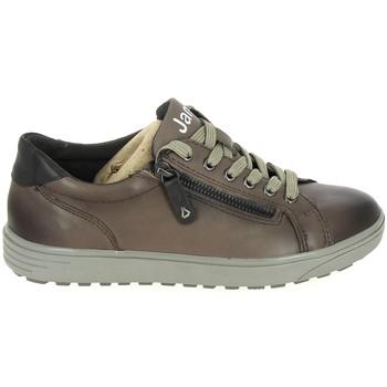 Cipők Női Rövid szárú edzőcipők Jana Sneaker 23611 Gris Szürke