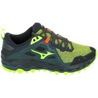 Cipők Férfi Futócipők Mizuno Wave Mujin Vert Zöld