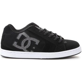 Cipők Férfi Deszkás cipők DC Shoes Net Fekete