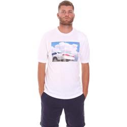 Ruhák Férfi Rövid ujjú pólók Sseinse TE1825SS Fehér