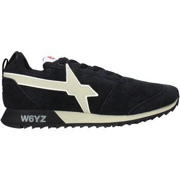 Cipők Férfi Rövid szárú edzőcipők W6yz 2014032 01 Fekete