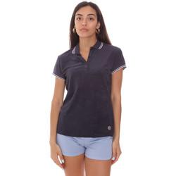 Ruhák Női Rövid ujjú galléros pólók Colmar 8733 2TQ Kék