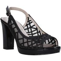 Cipők Női Szandálok / Saruk Valleverde 45552 Fekete
