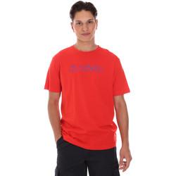 Ruhák Férfi Rövid ujjú pólók Invicta 4451242/U Piros