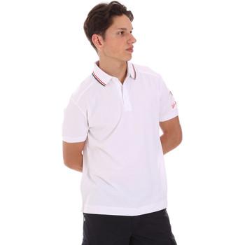 Ruhák Férfi Rövid ujjú galléros pólók Invicta 4452241/U Fehér