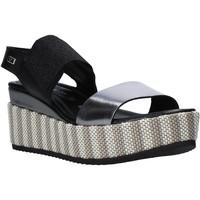 Cipők Női Szandálok / Saruk Valleverde 32430 Fekete