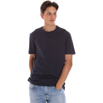 Ruhák Férfi Rövid ujjú pólók Ciesse Piumini 215CPMT01455 C2410X Fekete