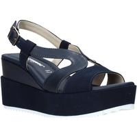 Cipők Női Szandálok / Saruk Valleverde 32436 Kék