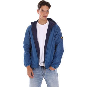 Ruhák Férfi Kabátok Ciesse Piumini 205CPMJ11004 N7410X Kék